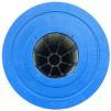 PA126-M-PAK4 felülnézet Hayward Super-Star-Clear C5000 SwimClear C5020, open w/molded gasket (Antimicrobial)