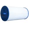 "PSN50L-P4 oldalnézet Sunrise (Pleatco - 1.50"" MPT)"